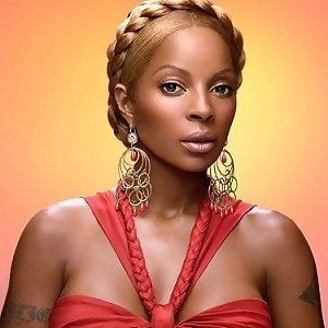 Mary J. Blige (瑪麗布萊姬) 歌手頭像