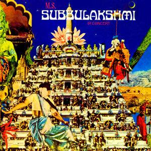 M S Subbulakshmi 歌手頭像