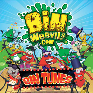 Bin Weevils 歌手頭像