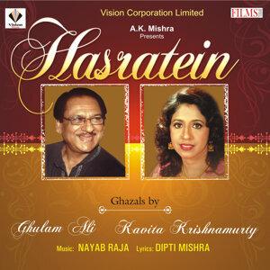 Kavita Krishnamurty 歌手頭像