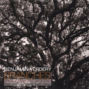 Benjamin Verdery 歌手頭像