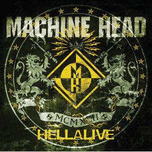 Machine Head (機器頭樂團) 歌手頭像