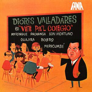 Dioris Valladares 歌手頭像