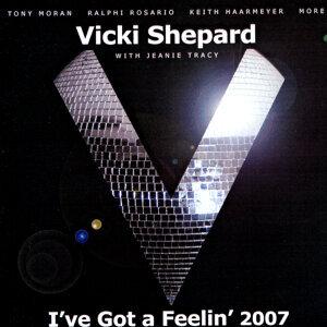 Vicki Shepard feat. Jeanie Tracy 歌手頭像