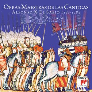 Grupo De Musica Antigua De Eduardo Paniagua