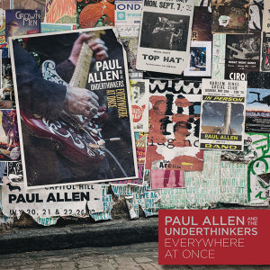 Paul Allen And The Underthinkers 歌手頭像
