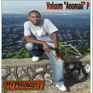 """Voluum """"Anomali"""" P 歌手頭像"""