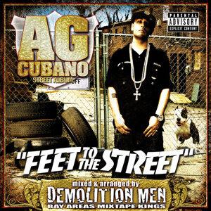 AG Cubano 歌手頭像