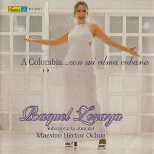 Raquel Zozaya 歌手頭像