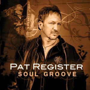 Pat Register 歌手頭像