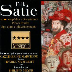 Catherine Marchese / Emile Naoumoff