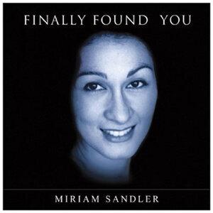 Miriam Sandler 歌手頭像