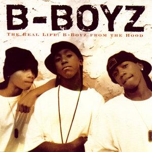B-Boyz 歌手頭像