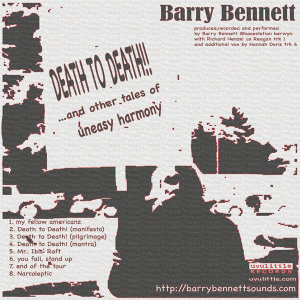 Barry Bennett 歌手頭像