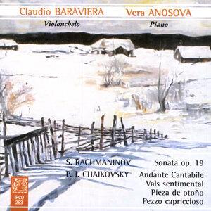 Claudio Baraviera & Vera Anasova 歌手頭像