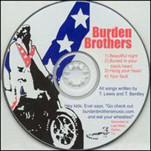 Burden Brothers 歌手頭像