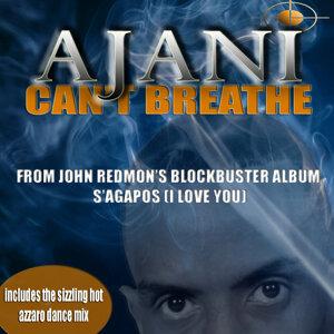 """AJANI """"AJ"""" ASANTE (feat. JOHN REDMON (JRED)) 歌手頭像"""