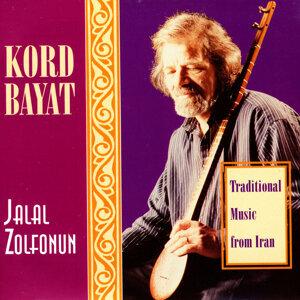 Jalal Zolfonun 歌手頭像