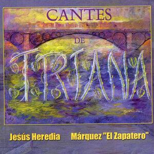 Jesus Heredia | Marquez el zapatero 歌手頭像