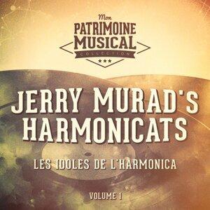 Jerry Murad's Harmonicats 歌手頭像