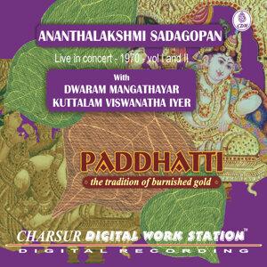 Ananthalakshmi Sadagopan 歌手頭像