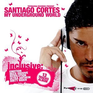 Santiago Cortés 歌手頭像