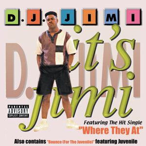 DJ Jimi 歌手頭像