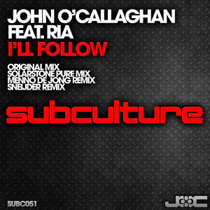 John O'Callaghan featuring Ria 歌手頭像