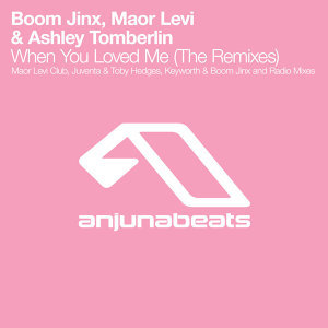 Boom Jinx, Maor Levi & Ashley Tomberlin 歌手頭像