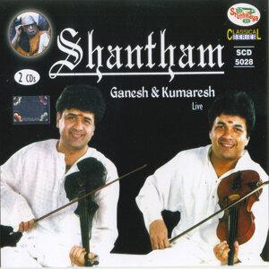 Ganesh Kumaresh 歌手頭像