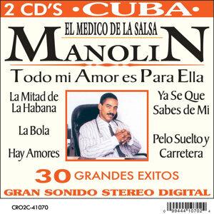 Manolín El Médico de la Salsa 歌手頭像