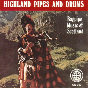 Ian McGregor & Scottish Pipe Band