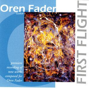 Oren Fader 歌手頭像