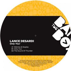 Lance Desardi 歌手頭像