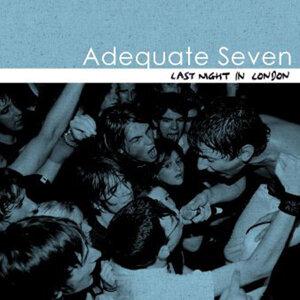 Adequate Seven 歌手頭像
