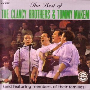 The ClancyBrothers & Tommy Makem 歌手頭像