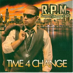 R.P.M. 歌手頭像