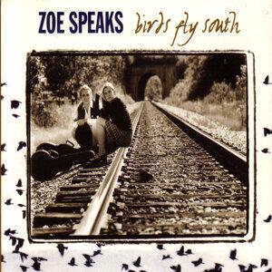 Zoe Speaks 歌手頭像