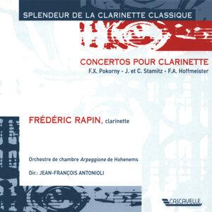 Frédéric Rapin 歌手頭像