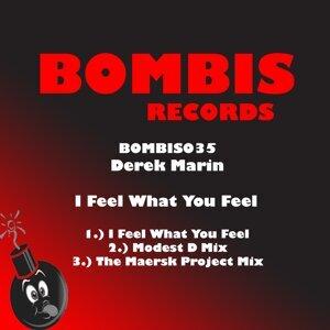 Derek Marin 歌手頭像