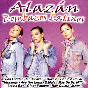 Alazan 歌手頭像