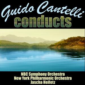 NBC Symphony Orchestra | New York Philharmonic Orchestra | Jascha Heifetz 歌手頭像