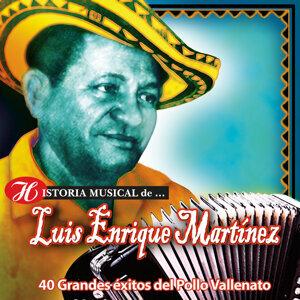 Luis Enrique Martínez 歌手頭像