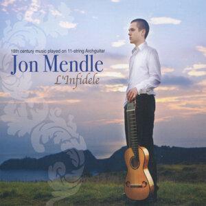 Jon Mendle 歌手頭像