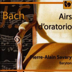 Pierre-Alain Savary 歌手頭像