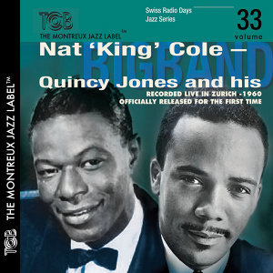 Nat 'King' Cole/Quincy Jones Bigband 歌手頭像