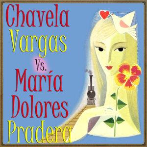 Chavela vargas y María Dolores Pradera 歌手頭像