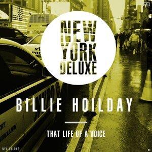 Billie Hoilday 歌手頭像