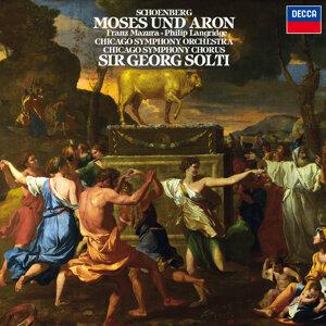 Sir Georg Solti, Philip Langridge, Franz Mazura, Chicago Symphony Chorus, Chicago Symphony Orchestra アーティスト写真