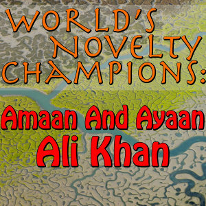 Amaan Ali Khan, Ayaan Ali Khan 歌手頭像